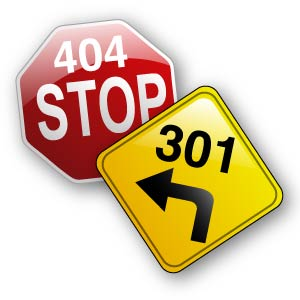 301 redirect for SEO