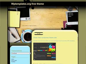 WorkDesk WP Theme