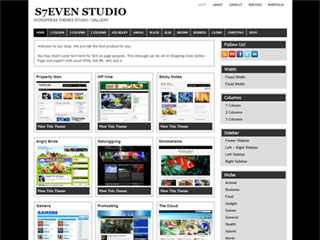 Shopping Zone WordPress Theme